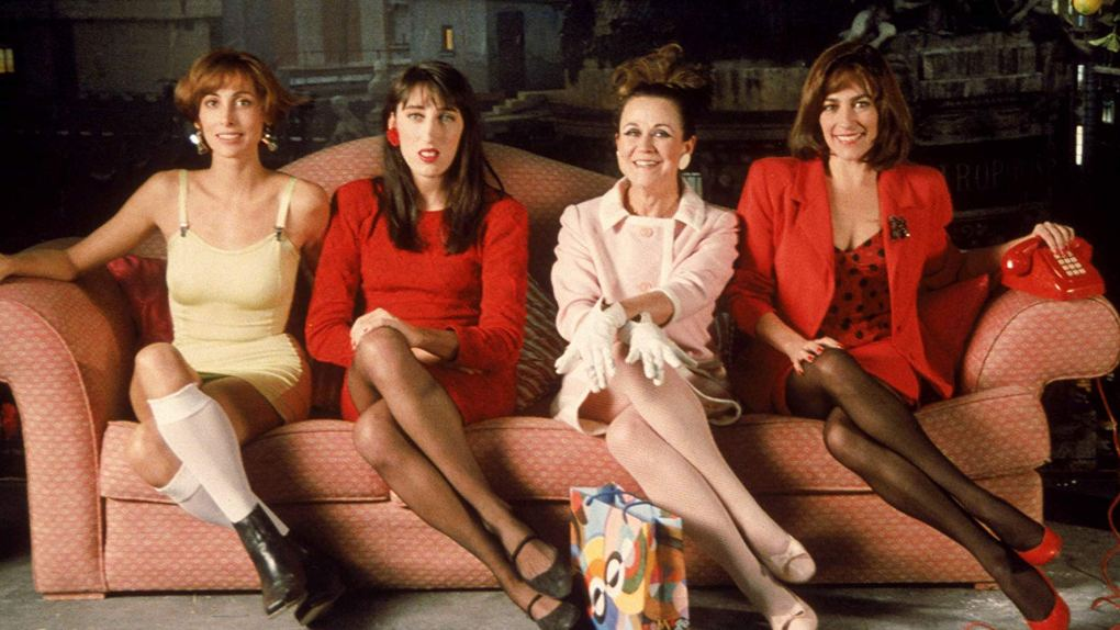 Filming Location from Women on the Verge of a Nervous Breakdown, a Pedro Almodóvar film