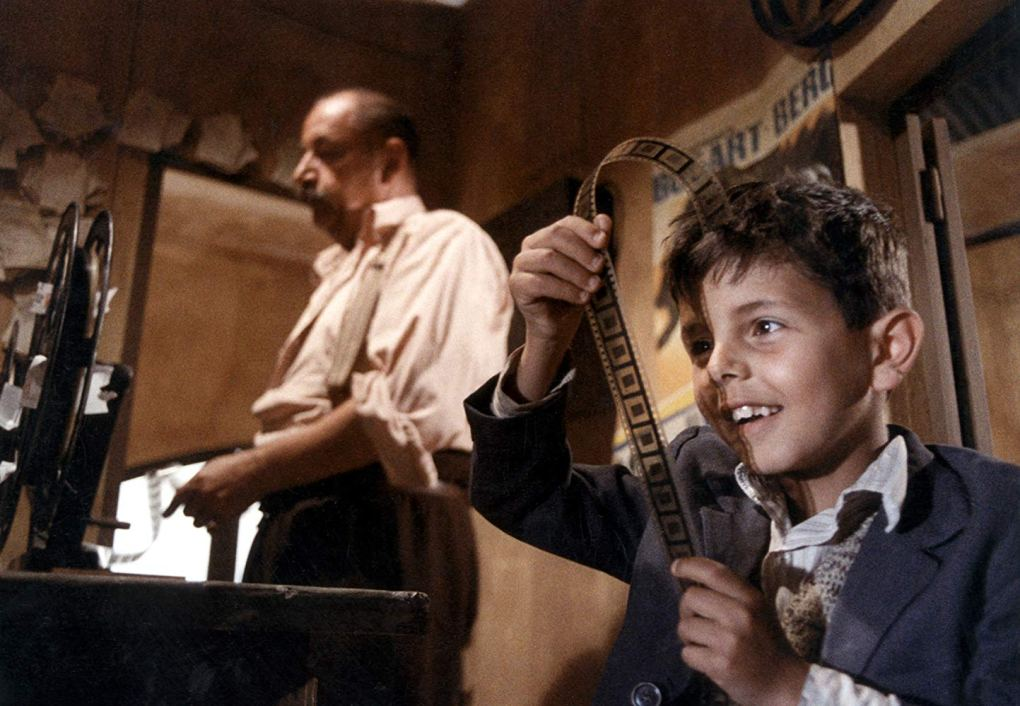 Cinema Paradiso, one of the best films set in Sicily