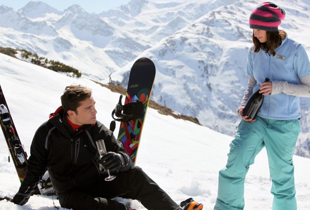 Best Travel Movie Chalet Girl (2011)