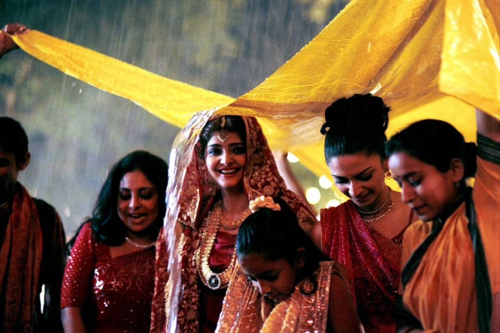 Wanderlust-Inspiring Movie Monsoon Wedding (2001)