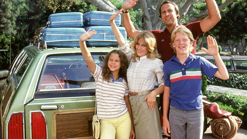 Best Travel Movie National Lampoon's Vacation (1983)