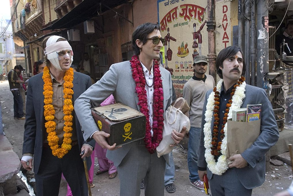 Best Travel Movie The Darjeeling Limited (2007)
