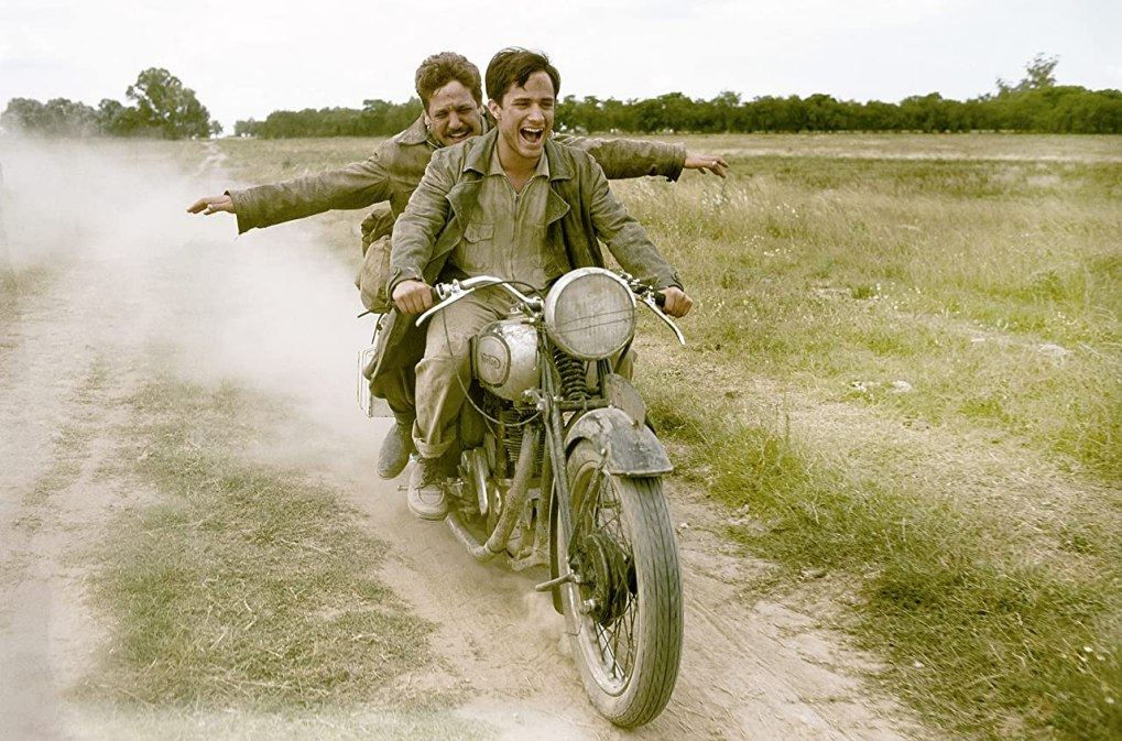 Best Travel Movie The Motorcycle Diaries (2004)