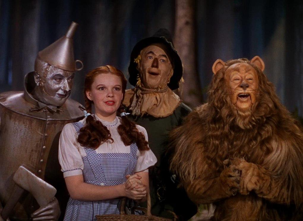 Best Travel Movie The Wizard of Oz (1939)