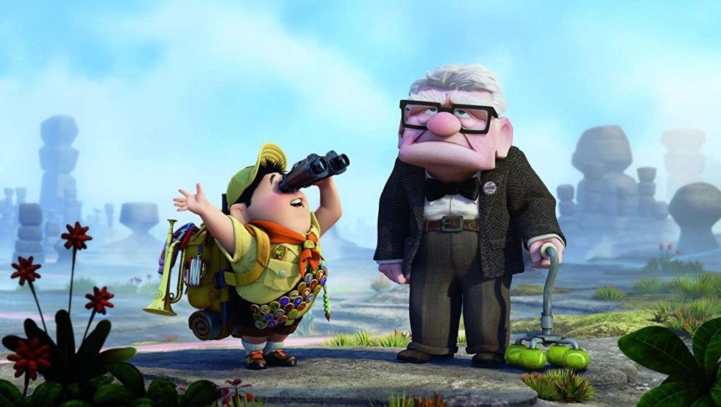 Best Travel Movie Up (2009)