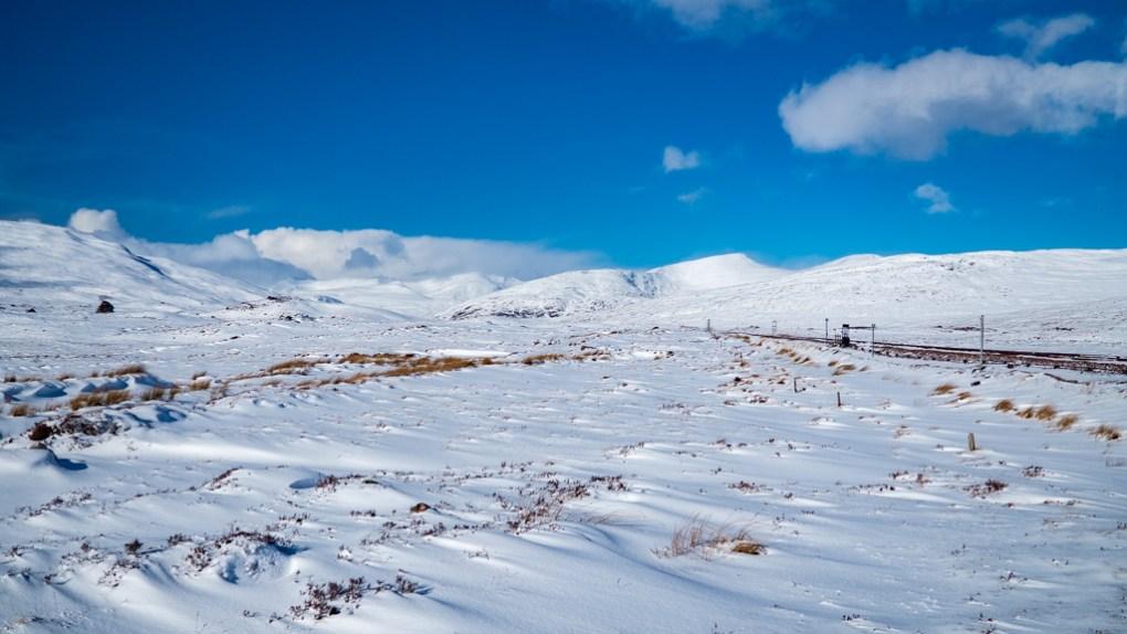 Rannoch Moor in Scotland