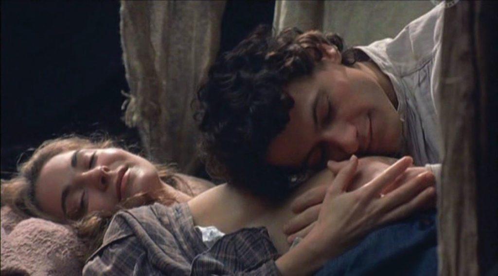 Film still from Solomon & Gaenor, a film set in Wales, UK
