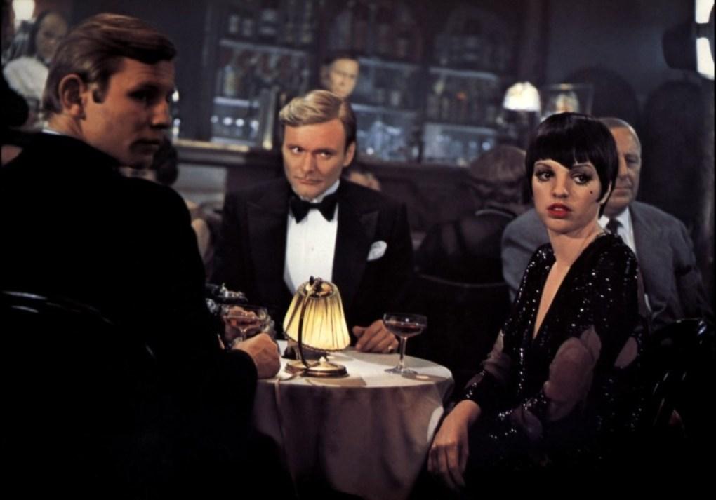 Cabaret film still, a film set in Berlin, Germany