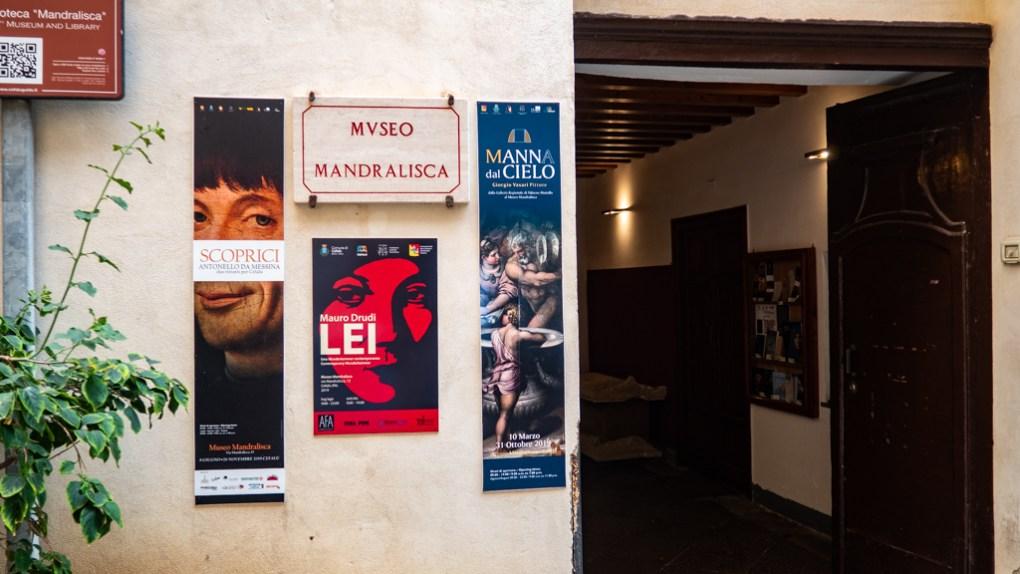 Mandralisca Art Museum in Cefalù, Sicily