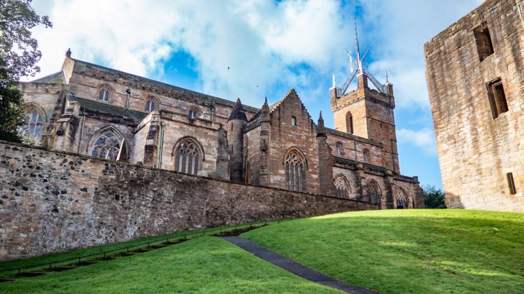 St Michaels Parish Church in Linlithgow, Scotland