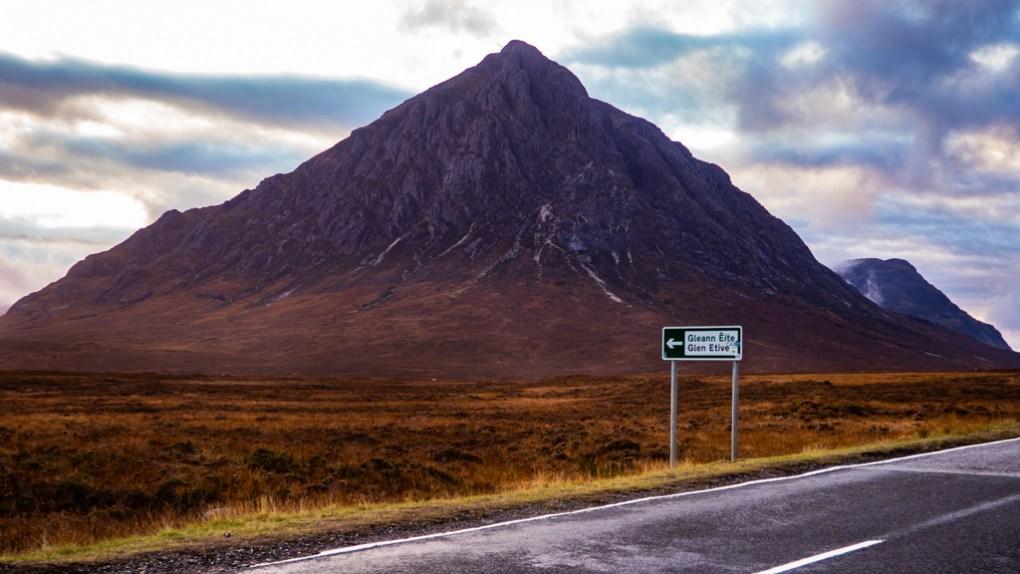 Glen Etive in Scotland Highlander Filming Locations