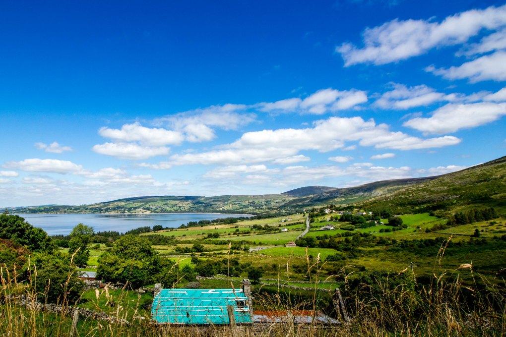Blessington Lakes, Ireland