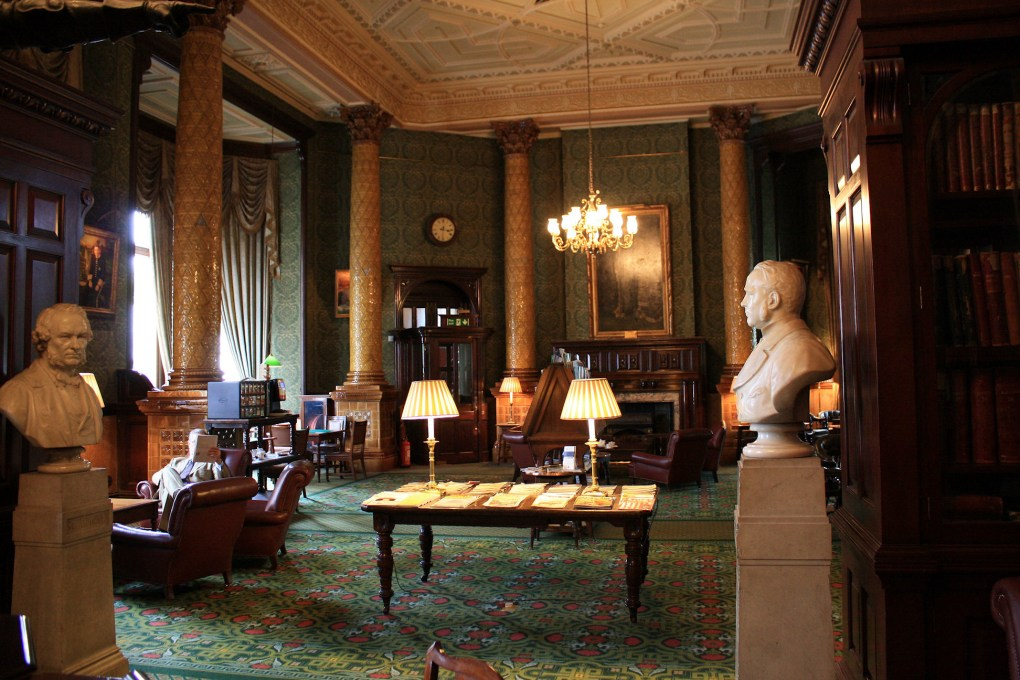 National Liberal Club in Westminster, London in England