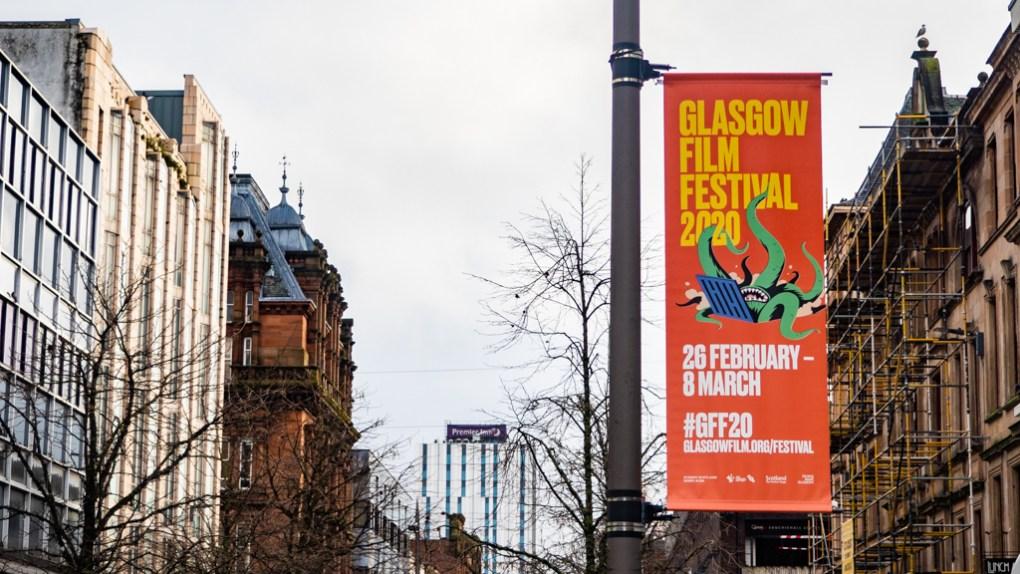 Glasgow Film Festival 2020 Banner
