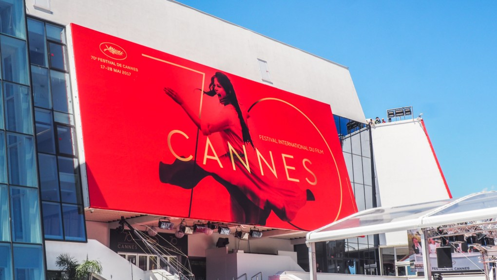 One of the Best Film Festivals in the World Cannes Film Festival 2017 Sign