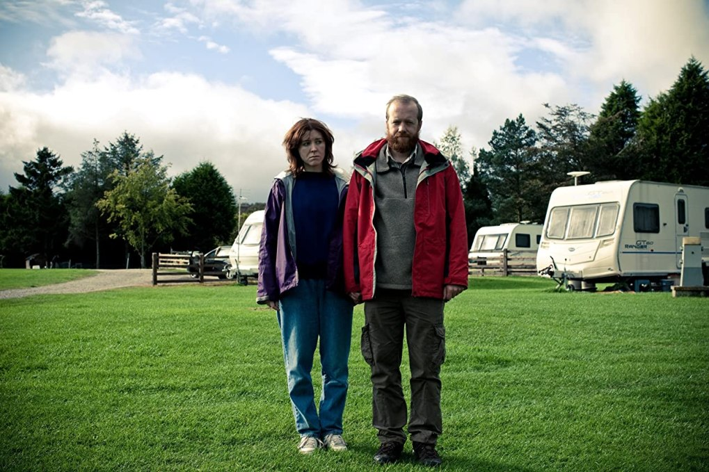 Tina and Chris in Sightseers (2012)