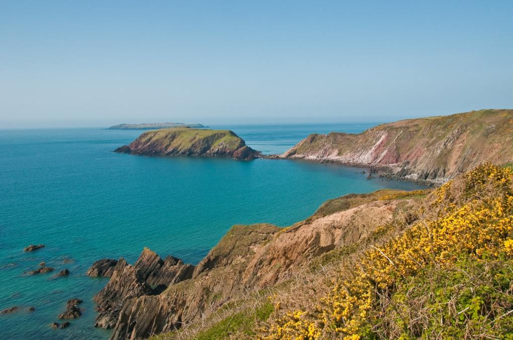Gateholm Island in Pembrokeshire, Wales Snow White and the Huntsman Filming Location