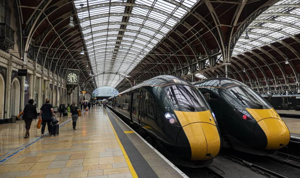 Paddington Train Station in London, England Paddington Filming Location