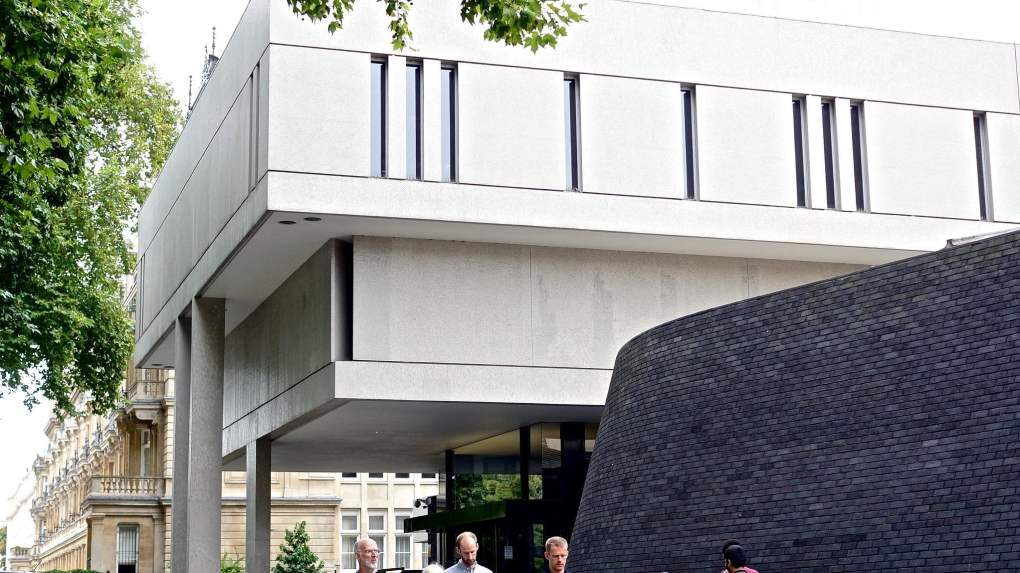 Royal College of Physicians in London, England Paddington Filming Location