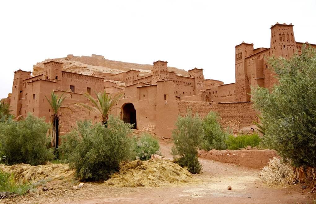 Ait Benhaddou, Ouarzazate in Morocco Gladiator Filming Location