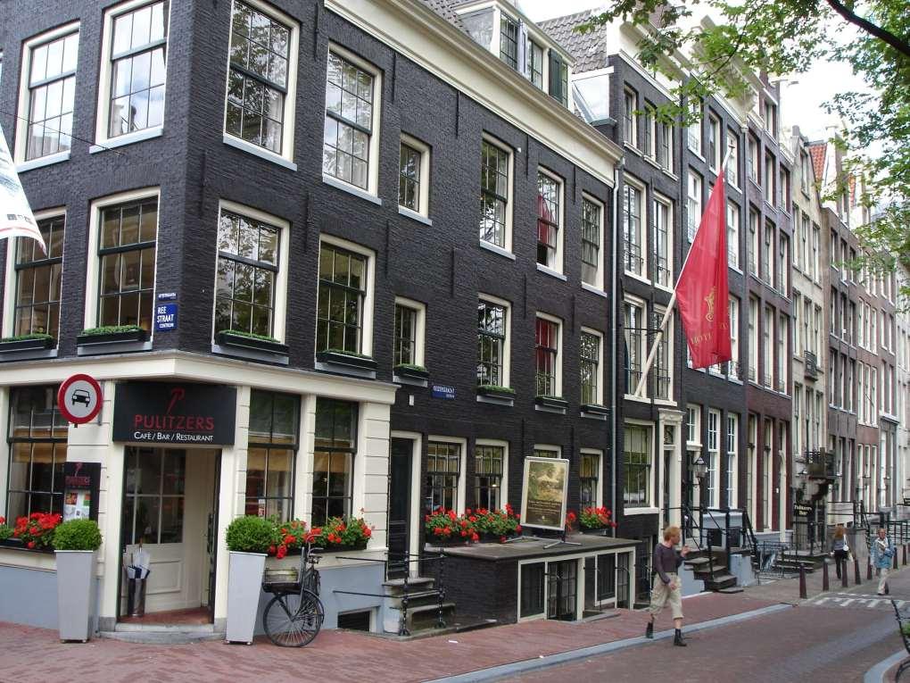 Hotel Pulitzer in Amsterdam, the Netherlands Ocean's Twelve Filming Location
