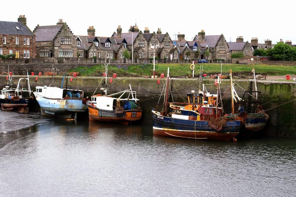 Cockenzie and Port Seton in Prestonpans, Scotland
