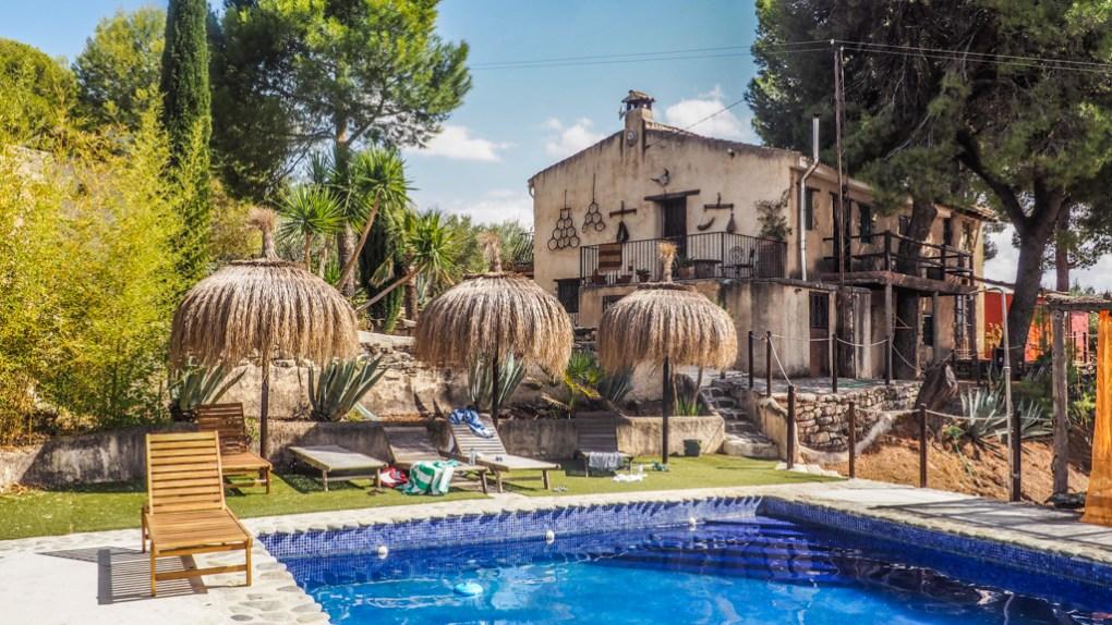 Yoga Retreat in Granada, Spain