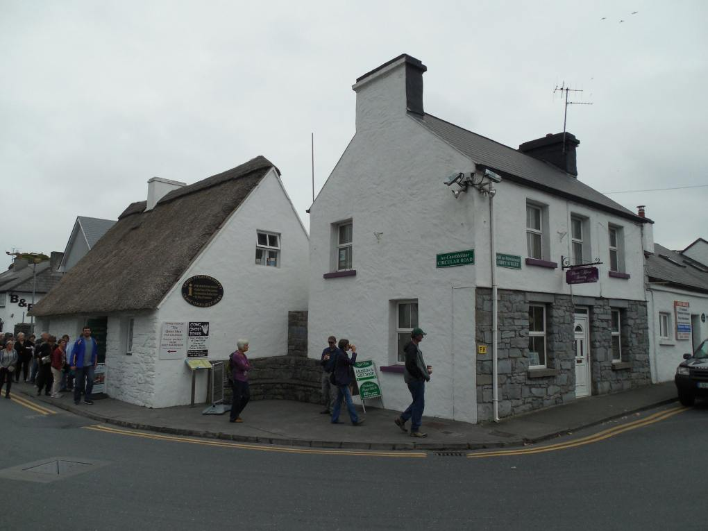 The Quiet Man Museum in Cong, County Mayo in Ireland