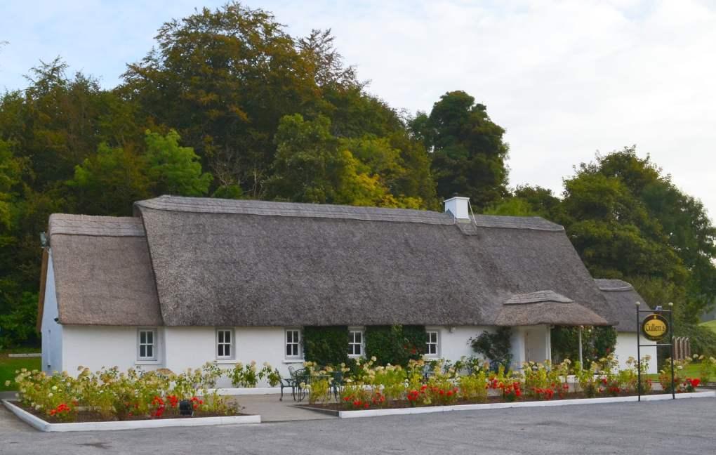 Strandhill House in Ashford Castle, County Galway in Ireland