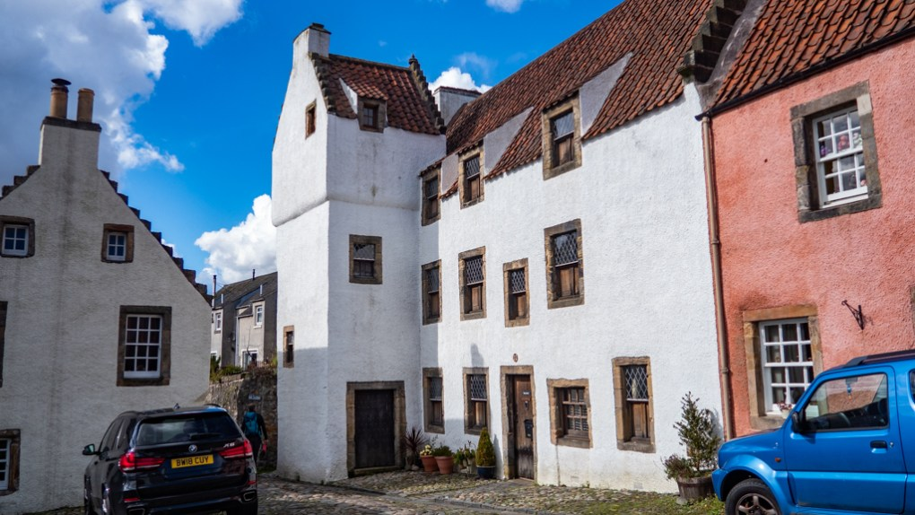 The Study in Culross, Scotland