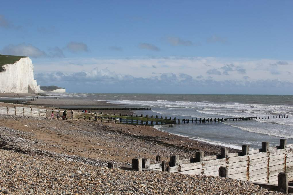 Cuckmere Haven in Seven Sisters, East Sussex in England Atonement Filming Location