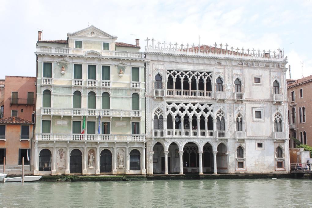 Palazzo Cantarini Polignac in Venice, Italy Brideshead Revisited Film Location