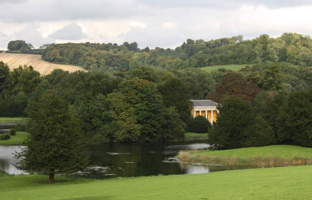 West Wycombe Park Estate in Buckinghamshire The Duchess Filming Location