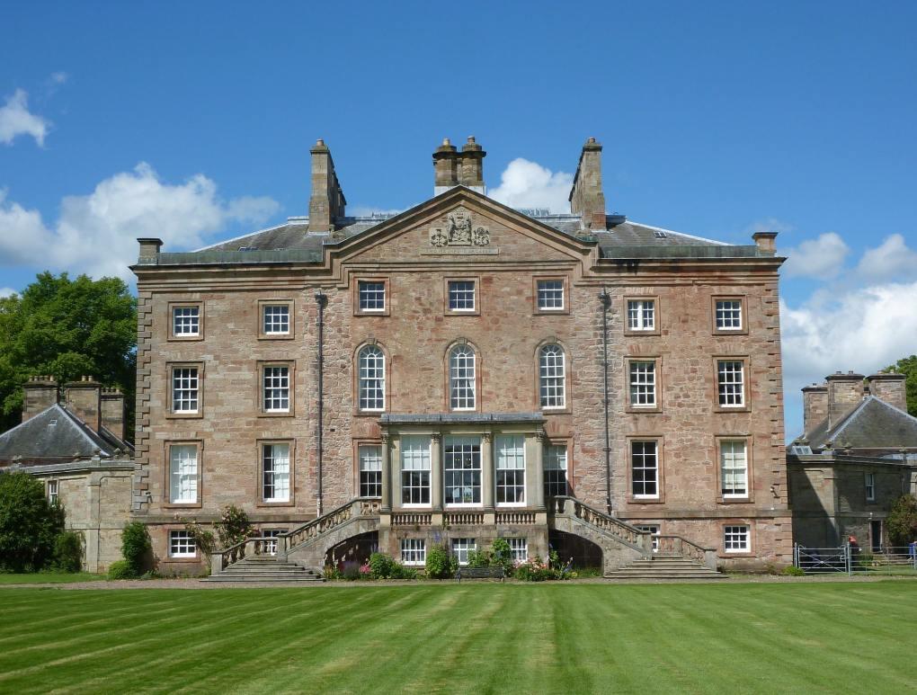 Arniston House in Edinburgh, Scotland