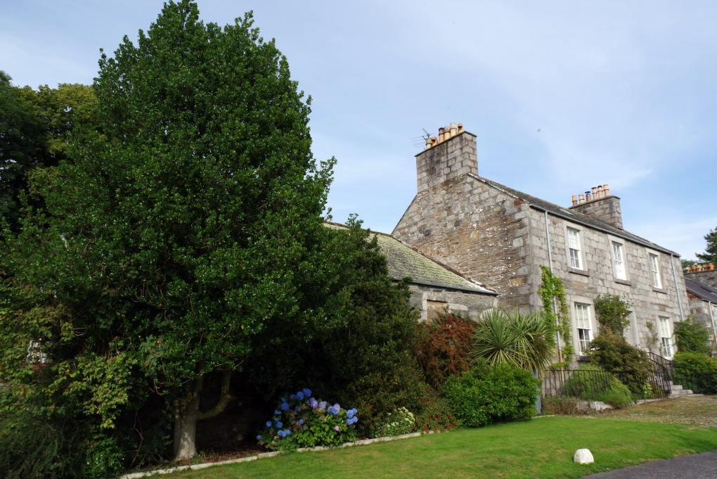 Gatehouse of Fleet in Scotland