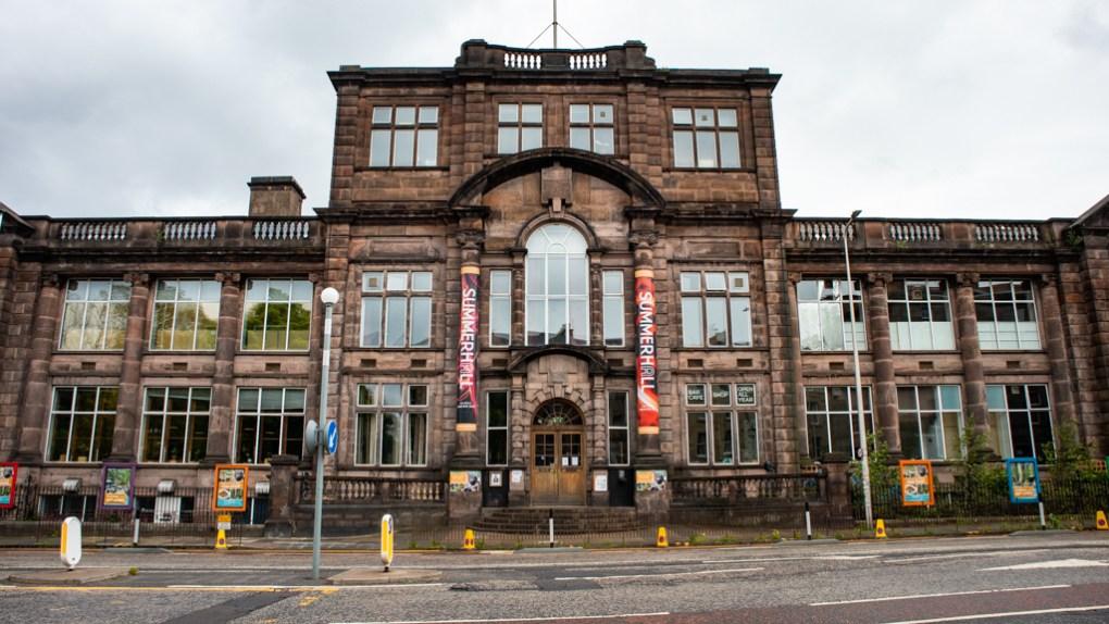 Summerhall in Edinburgh, Scotland