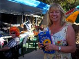 Kerrie and cheezels