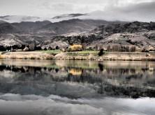 Lake Dunstan, Cromwell