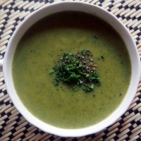 Easy Green Soup