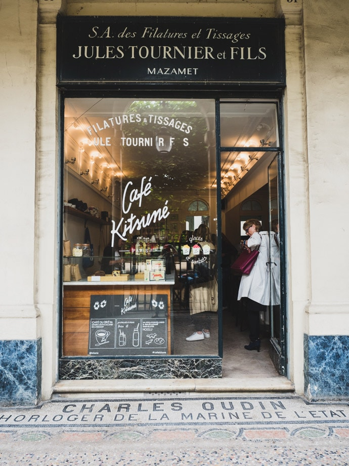 Cafe Kitsune Paris