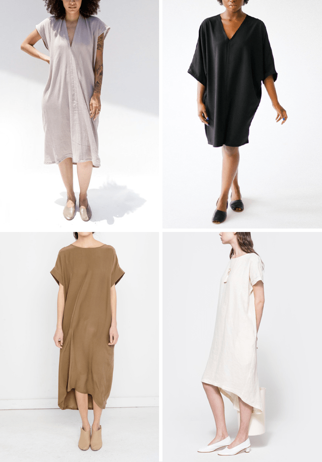 cocoon dresses | almost makes perfect