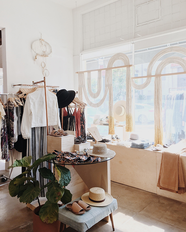 prism boutique // long beach