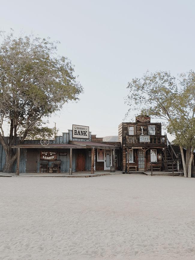 pioneertown | joshua tree