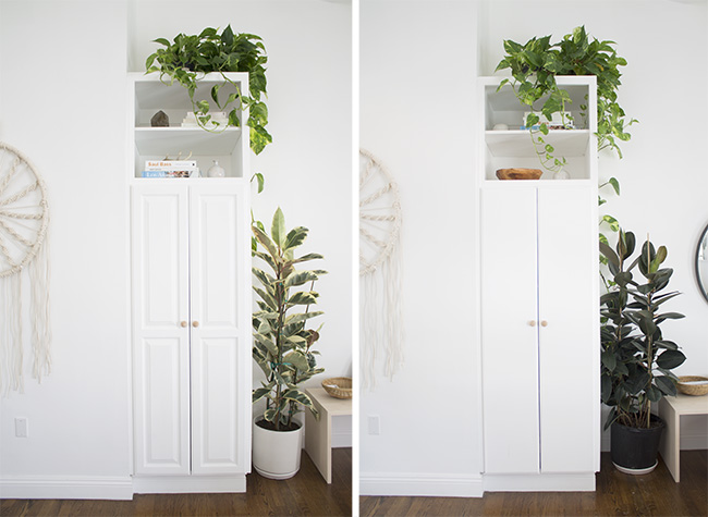 diy modernized cabinet doors | almost makes perfect