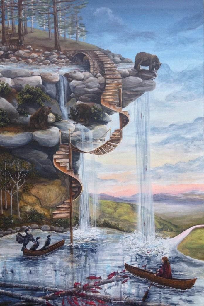 Katie Ryan - Spiral Staircase