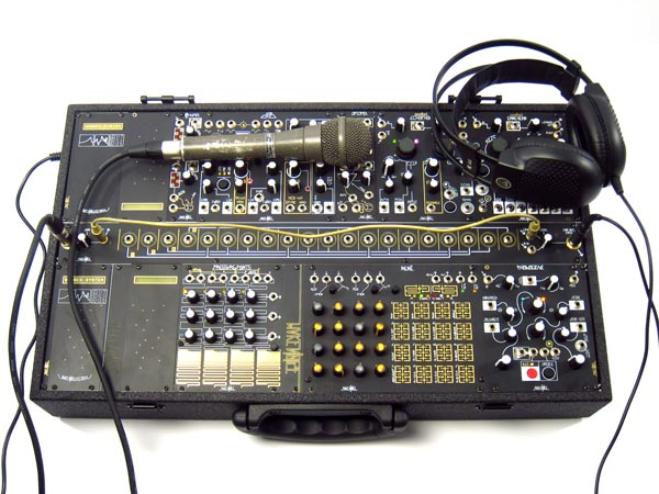 Preaching To The Choir Patch - Make Noise Shared System, Switched On Austin