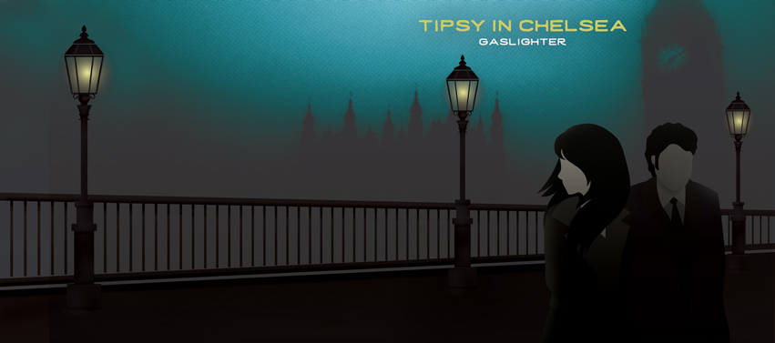 Tipsy in Chelsea Cover