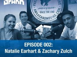 The Natural Spark featuring Almost Real Things Creators Natalie Earhart & Zachary Zulch