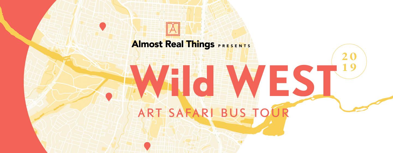 Wild WEST: ART Safari Bus Tour for Big Medium's West Austin Studio Tour on May 11-12 & 18-19, 2019 in Austin, Texas