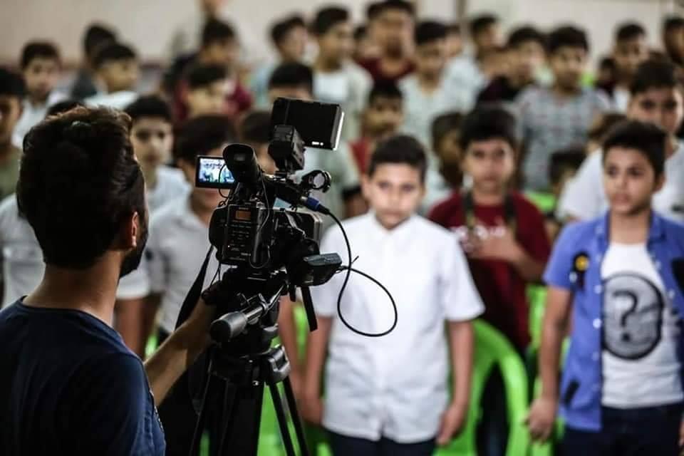 مجمع المبلغات الرساليات/ في بغداد الرصافة الاولى يقيم حفل تخرج الدفعة الثالثة من طلاب وطالبات المدائن.
